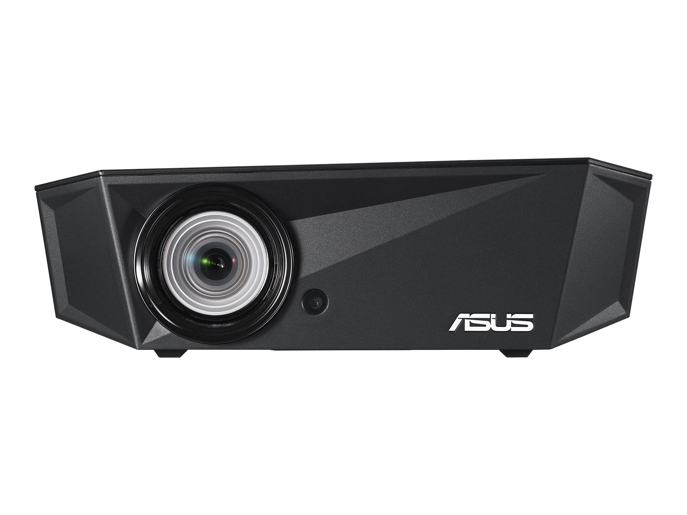 ASUS F1 - DLP-Projektor - RGB LED - 3D - 3000 lm - Full HD (1920 x 1080)