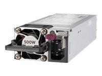 HPE Stromversorgung redundant / Hot-Plug (Plug-In-Modul)