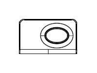 Elo Touch Solutions Elo - Lesegerät für Fingerabdruck - USB - Schwarz