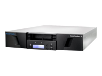 SuperLoader 3 with (Model C) drive(s) - Tape Autoloader - 96 TB / 240 TB