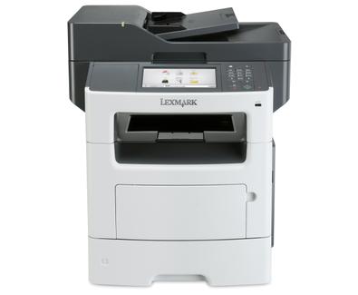 Lexmark MX617de 1200 x 1200DPI Laser A4 47Seiten pro Minute Schwarz - Weiß Multifunktionsgerät
