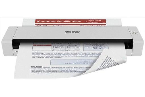 Brother DS-720D Mobiler Scanner - Dokumentenscanner - A4