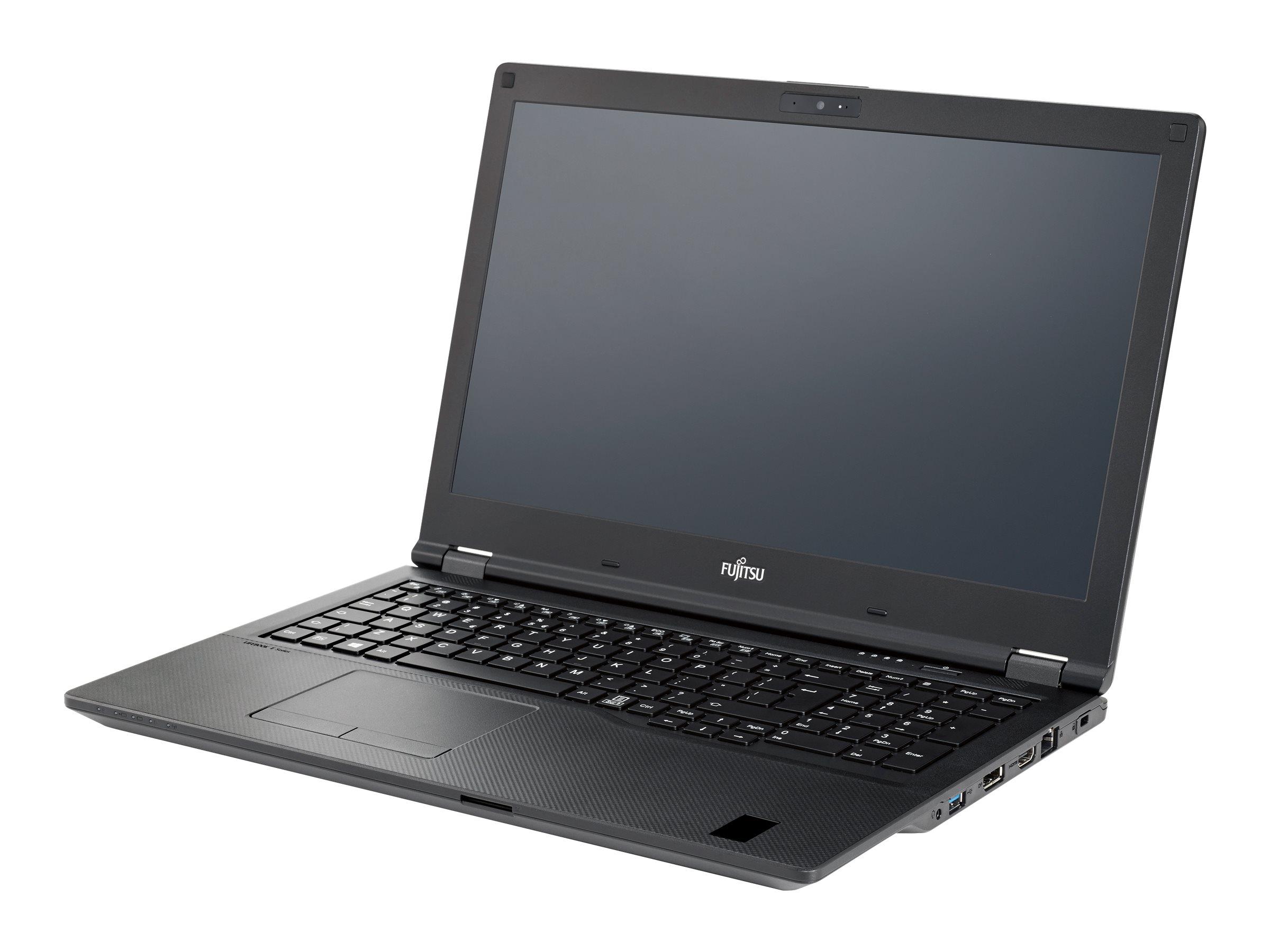 "Fujitsu LIFEBOOK E5510 - Core i5 10210U / 1.6 GHz - Win 10 Pro - 16 GB RAM - 512 GB SSD SED, TCG Opal Encryption, NVMe - 39.6 cm (15.6"")"