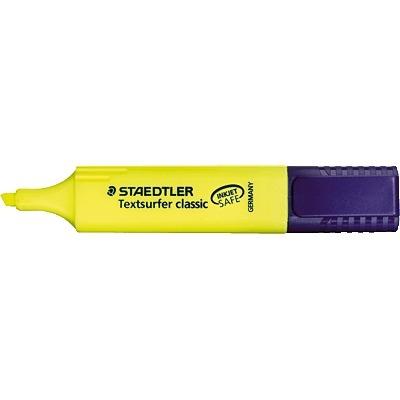 STAEDTLER 364-1 - 1 Stück(e) - Gelb - Meißel - Gelb - Polypropylen (PP) - 1 mm