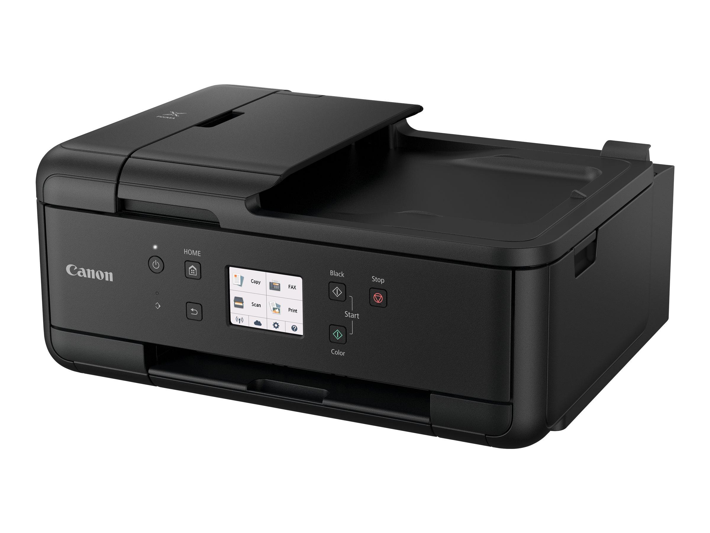 Canon PIXMA TR7550 - Multifunktionsdrucker - Farbe - Tintenstrahl - A4 (210 x 297 mm)