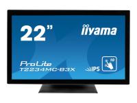 ProLite T2234MC-B3X 21.5Zoll 1920 x 1080Pixel Multi-touch Schwarz Touchscreen-Monitor