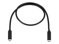 120W - Thunderbolt-Kabel - USB-C (S) bis USB-C (S)
