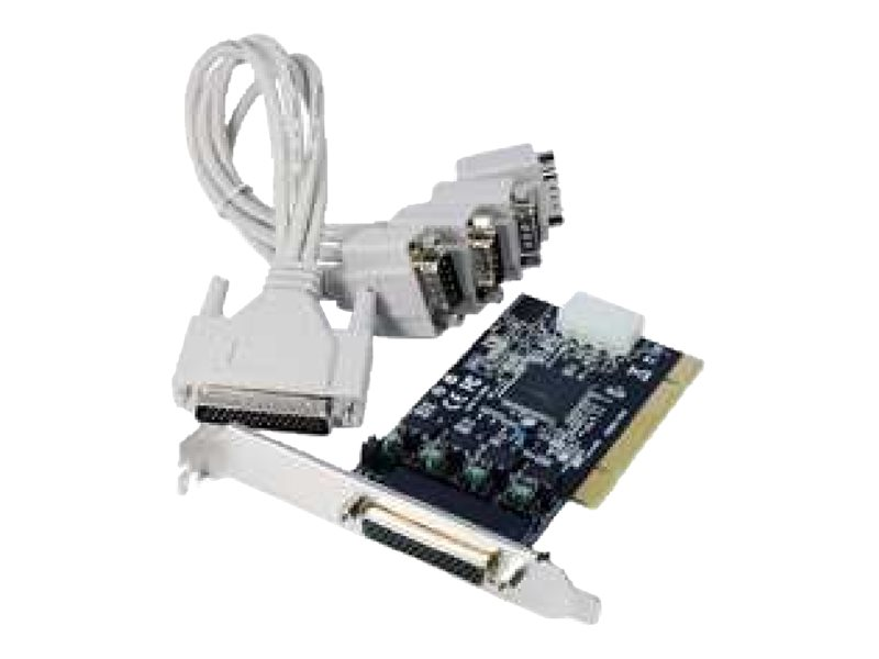 Longshine LCS-6024P - Serieller Adapter - PCI