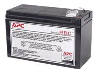 APCRBC110 Plombierte Bleisäure (VRLA)