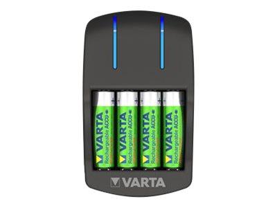 Varta 5 Std. Batterieladegerät - (für 4xAA/AAA) 4 x AA-Typ