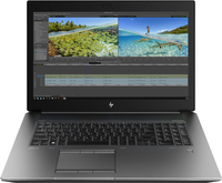 ZBook 17 G6 - 9th gen Intel® Core™ i7 - 2,6 GHz - 43,9 cm (17.3 Zoll) - 1920 x 1080 Pixel - 16 GB - 512 GB