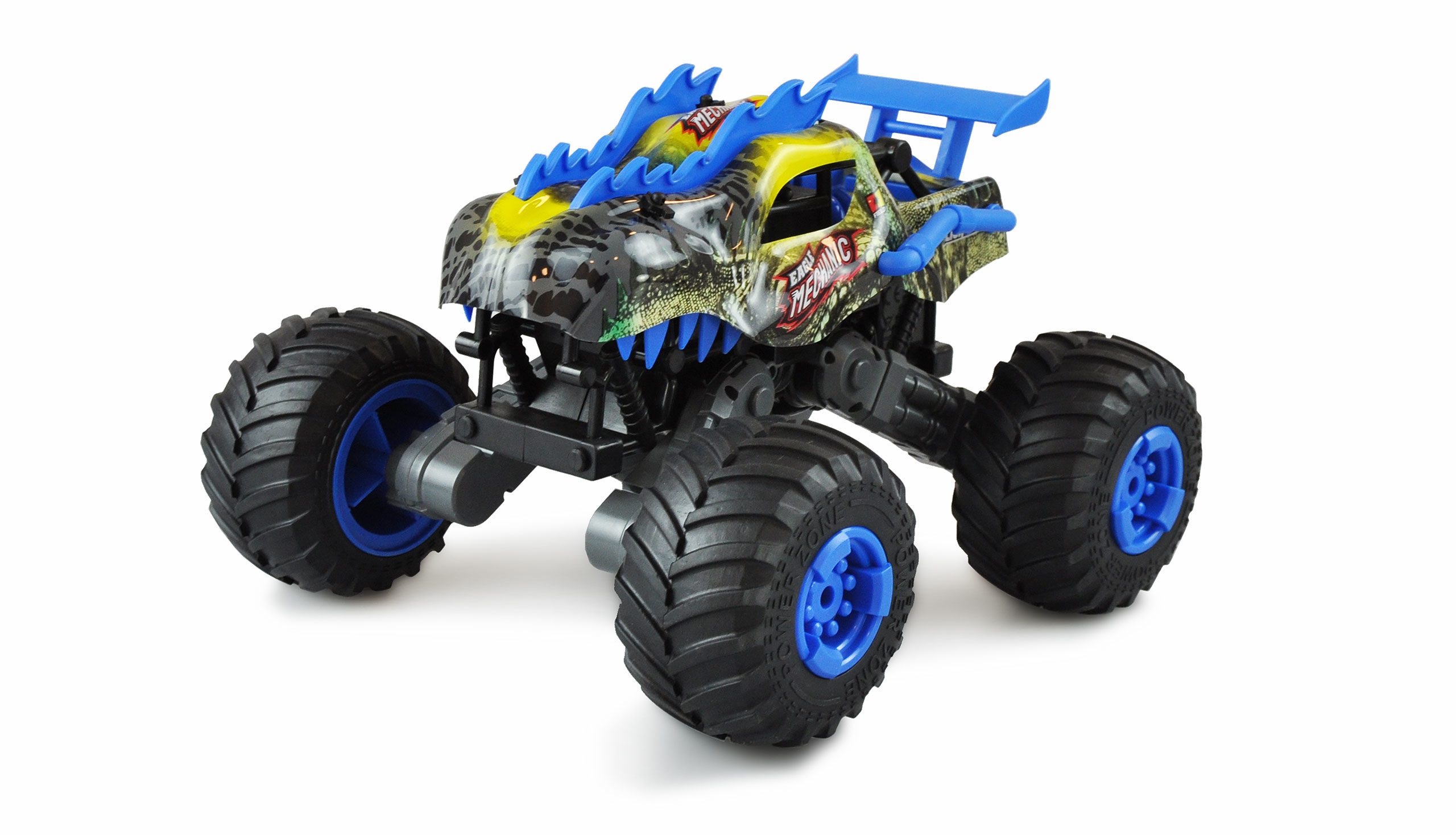 Vorschau: Amewi Mechanic Dinosaur - Monstertruck - 1:16 - Junge - 6 Jahr(e) - 1200 mAh - 1,14 kg