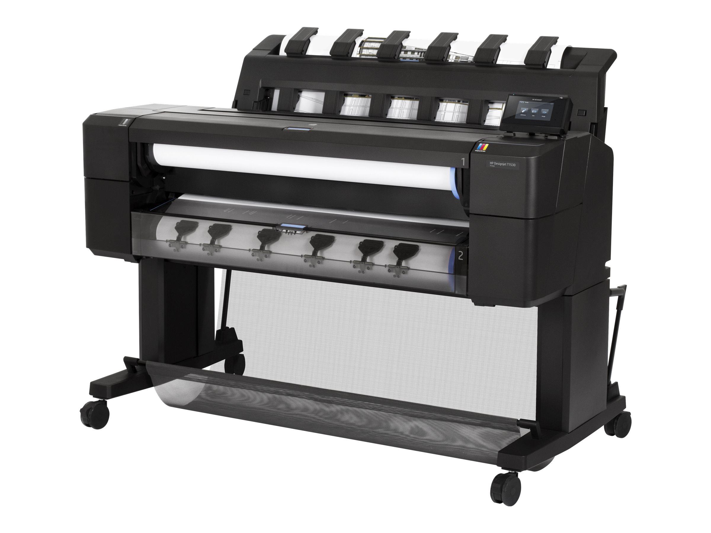 "HP DesignJet T1530 PostScript - 914 mm (36"") Großformatdrucker - Farbe - Tintenstrahl - Rolle (91,4 cm x 91,4 m)"
