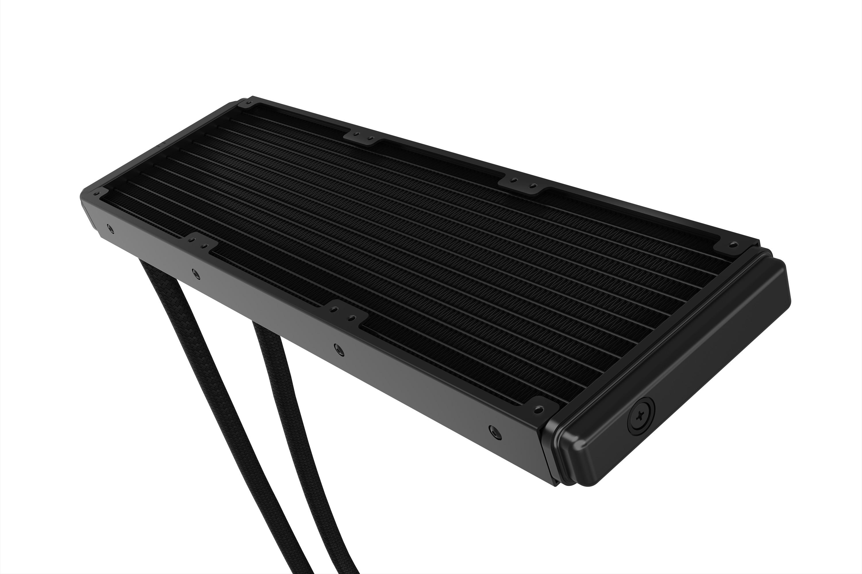 Be Quiet! SILENT LOOP 2 360mm - Prozessor - 17,7 dB - 39,8 dB - Fluid Dynamic Bearing (FDB) - 4-polig - 4-polig