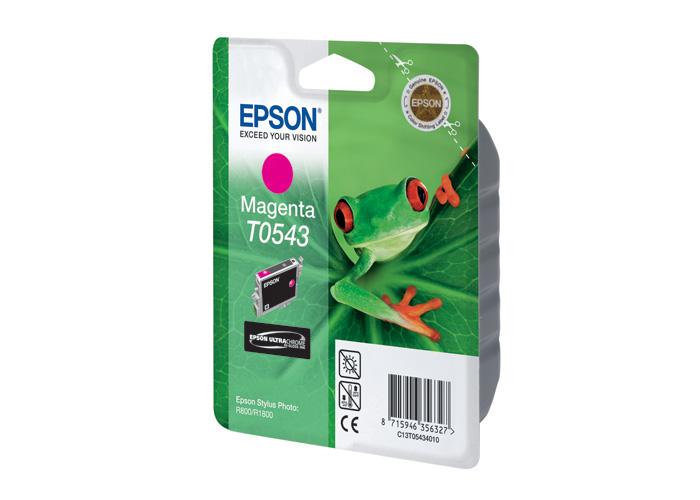 Epson T0543 - Druckerpatrone - 1 x pigmentiertes Magenta