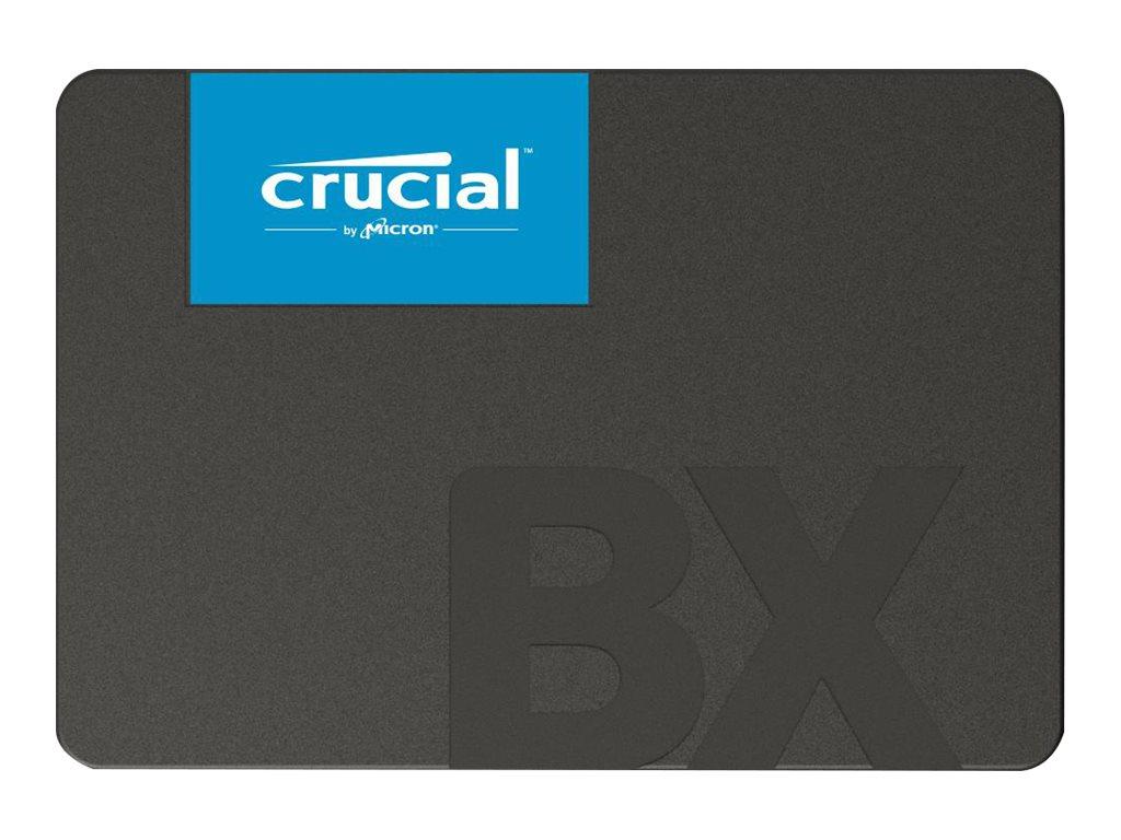 """Crucial BX500 - 2 TB SSD - intern - 2.5"""" (6.4 cm)"""