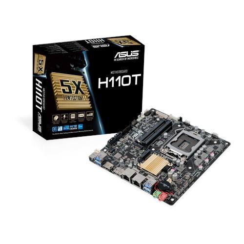 ASUS H110T - Mainboard - Thin mini ITX