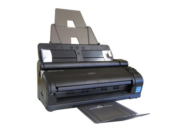 Vorschau: IRIS IRIScan Pro3 Cloud - Scanner - 600x600 dpi - A4 USB, USB 2.0