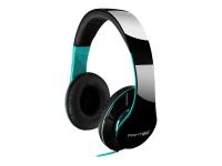 SHP-250AJ-TQ Ohrumschließend Kopfband Schwarz - Türkis