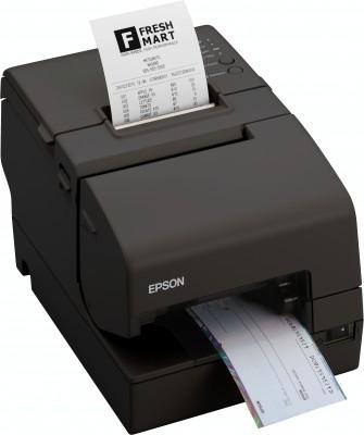 Epson TM-H6000IV (034): Serial - w/o PS - EDG - MICR