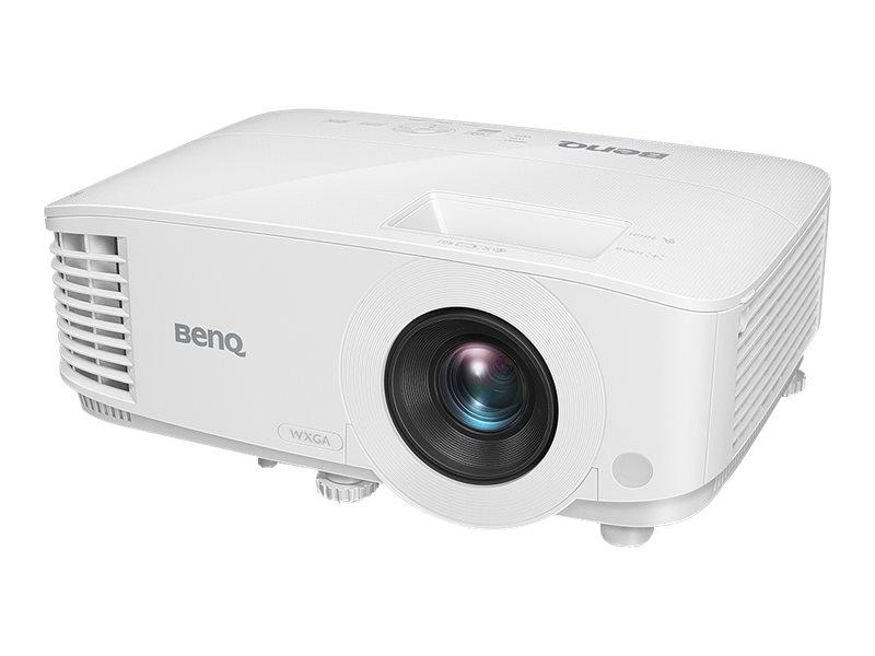 BenQ MW612 - DLP-Projektor - tragbar - 3D - 4000 ANSI-Lumen - WXGA (1280 x 800)
