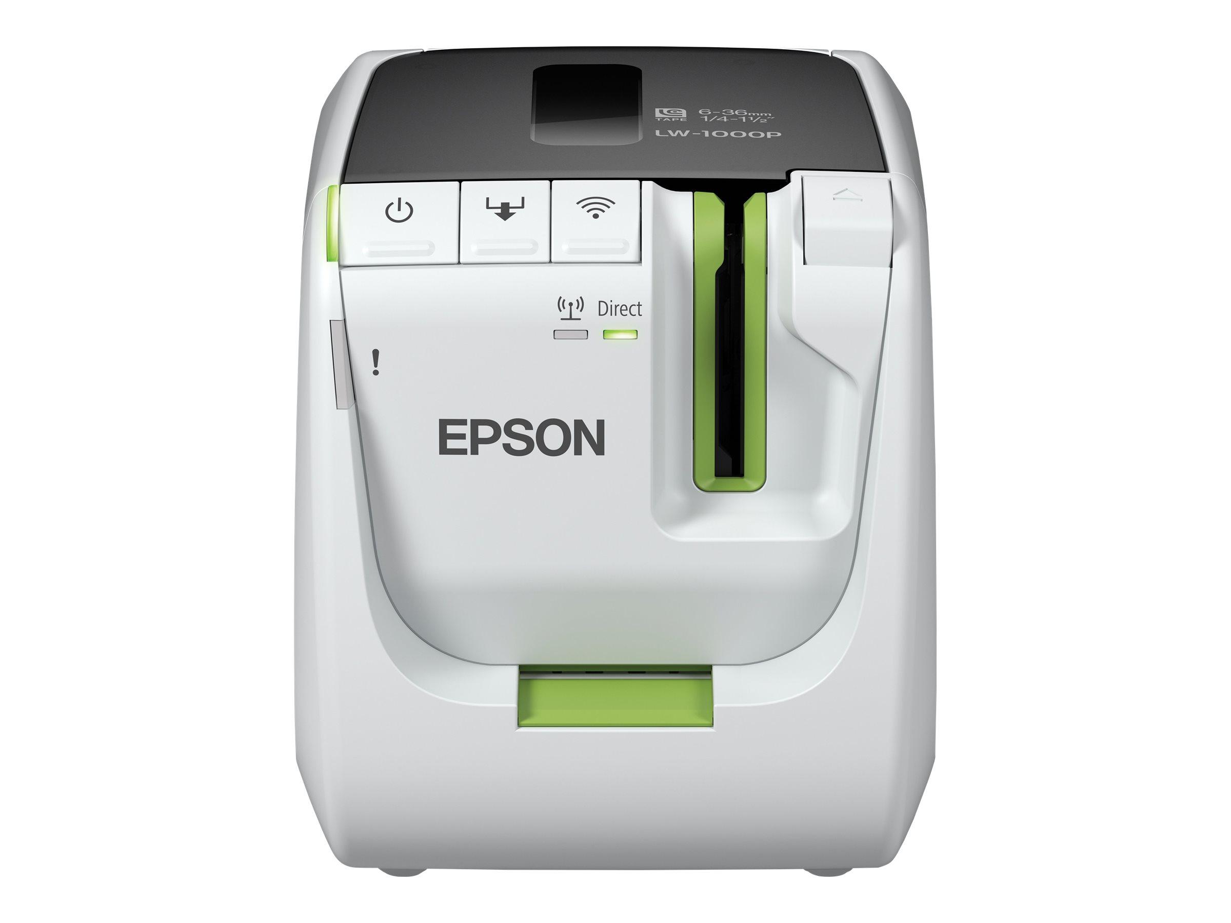 Epson LabelWorks LW-1000P - Etikettendrucker - Thermal Transfer - Rolle (3,6 cm)