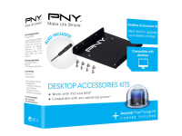 Desktop Upgrade Kit Universal HDD-Käfig