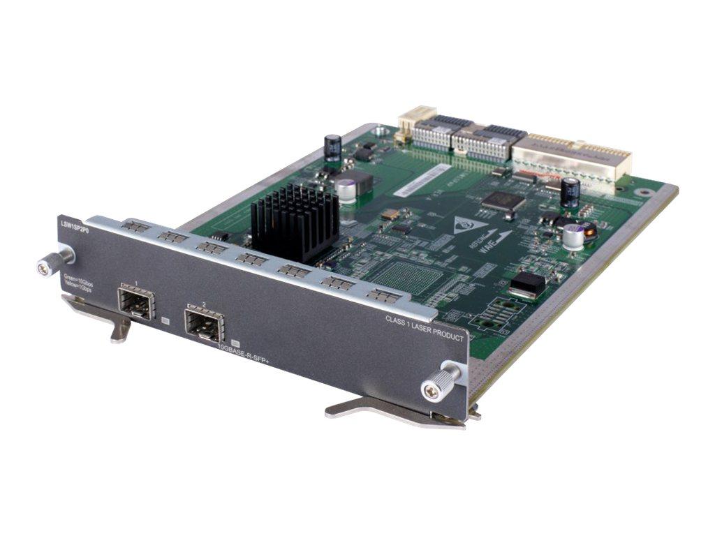 HP 5800 2-port 10GbE SFP+ Module (JC092B)