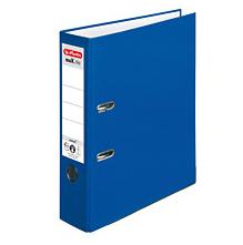 Herlitz 5480405 - A4 - Kunststoff - Blau - 8 cm - 1 Stück(e)
