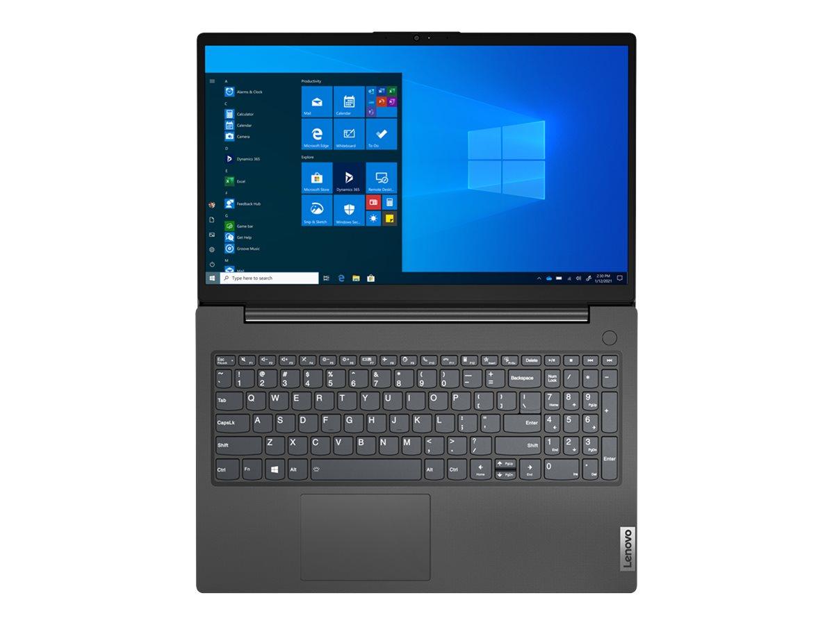 "Lenovo V15 G2 ALC 82KD - Ryzen 5 5500U / 2.1 GHz - Win 10 Pro 64-Bit - 8 GB RAM - 512 GB SSD NVMe - 39.6 cm (15.6"")"