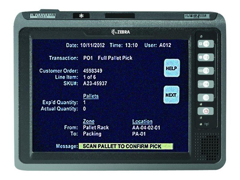 "Zebra VC70N0 - Datenerfassungsterminal - Win Embedded Compact 7 - 2 GB (10.4"")"