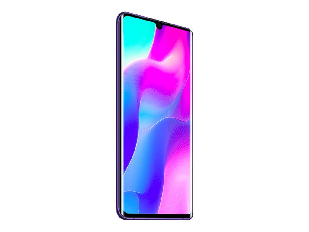 "Xiaomi MI Note 10 Lite - Smartphone - Dual-SIM - 4G LTE - 128 GB - 6.47"" - 2340 x 1080 Pixel (398 ppi (Pixel pro Zoll))"