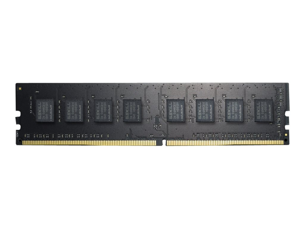 G.Skill Value Series - DDR4 - 4 GB - DIMM 288-PIN