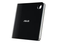 SBW-06D5H-U - Schwarz - Silber - Ablage - Desktop / Notebook - Blu-Ray RW - USB 3.1 Gen 1 - 80,120 mm