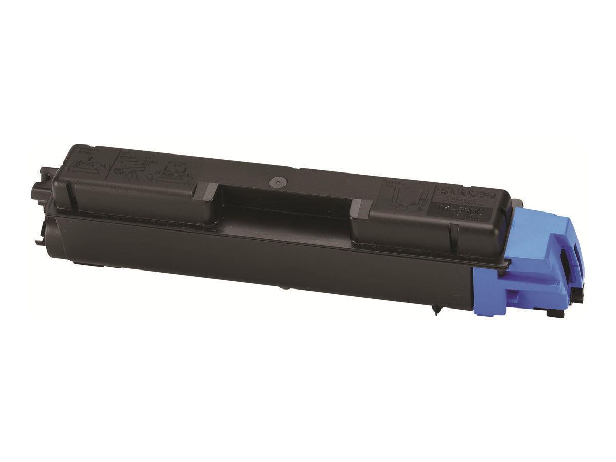 Kyocera TK 590C - Cyan - Original - Tonerpatrone