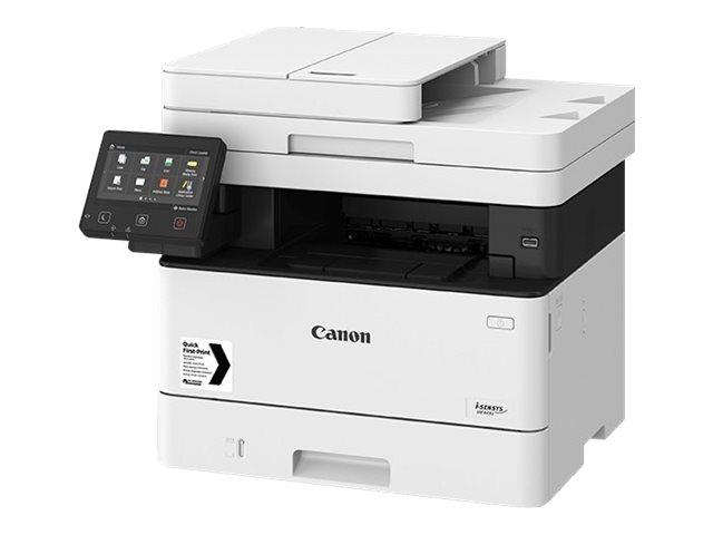 Canon i-SENSYS MF449x - Multifunktionsdrucker - s/w - Laser - A4 (210 x 297 mm)