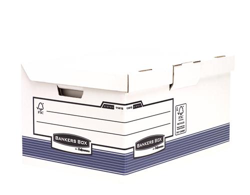 Fellowes 1141501 - Papier - Blau - 960 g - 378 x 545 x 293 mm - 390 x 560 x 310 mm