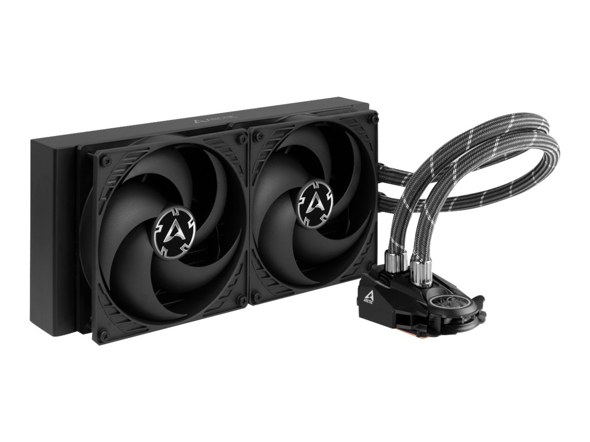 Arctic Liquid Freezer II 280 - Prozessor-Flüssigkeitskühlsystem - (für: LGA1156, LGA1155, LGA1150, LGA1151, LGA2011-3 (Square ILM)
