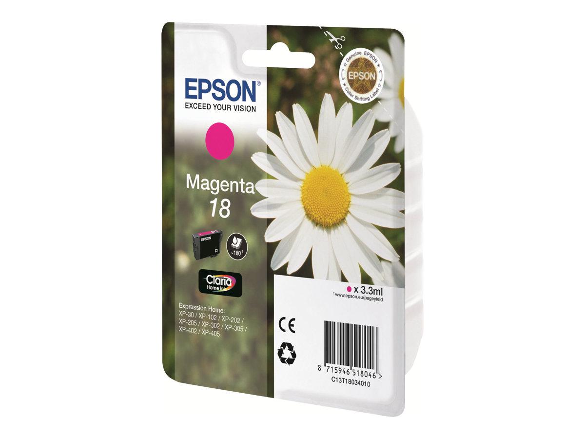 Epson 18 - Magenta - Original - Tintenpatrone