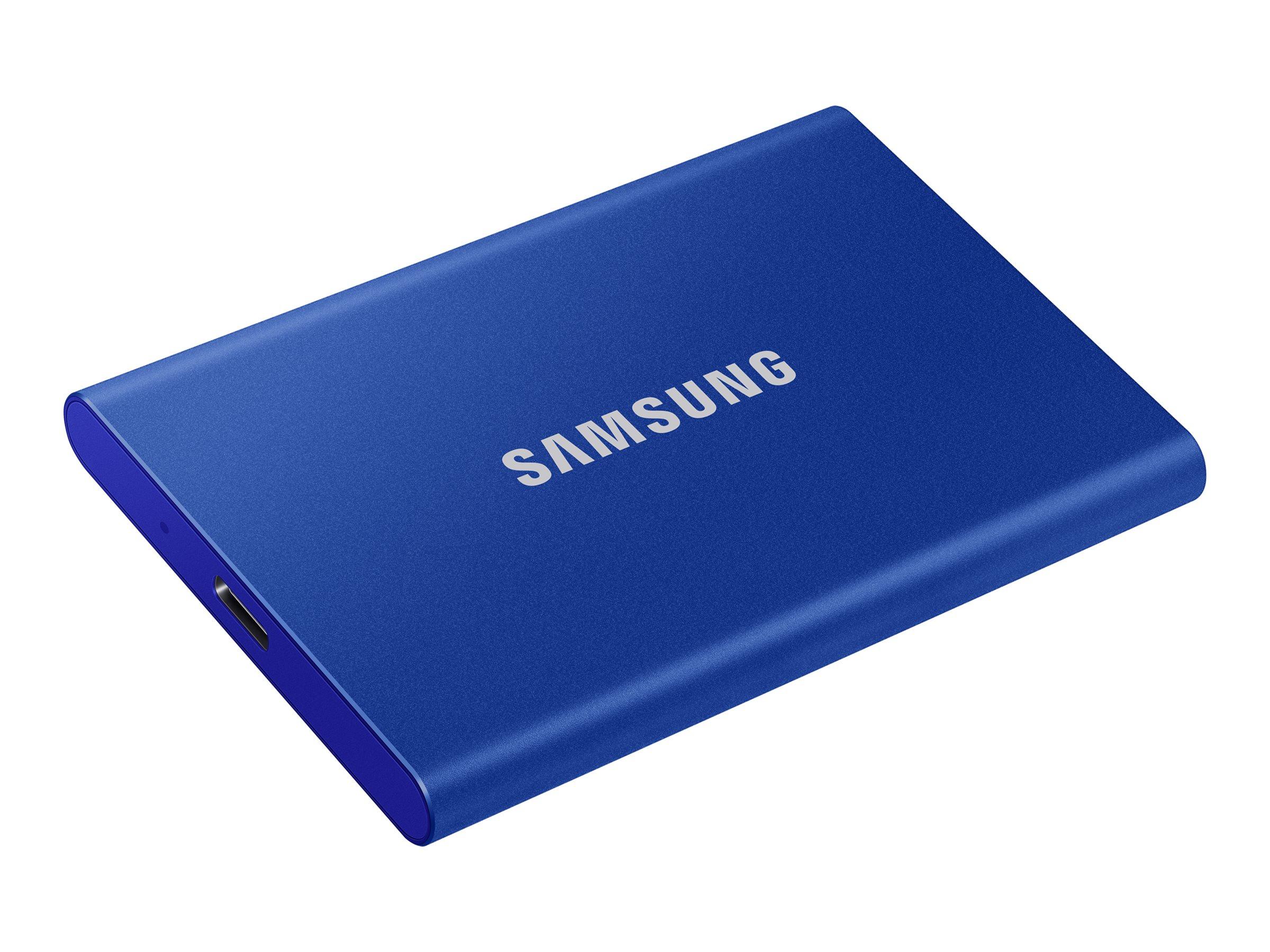 Samsung Portable SSD T7 MU-PC1T0H - 1 TB SSD - extern (tragbar)
