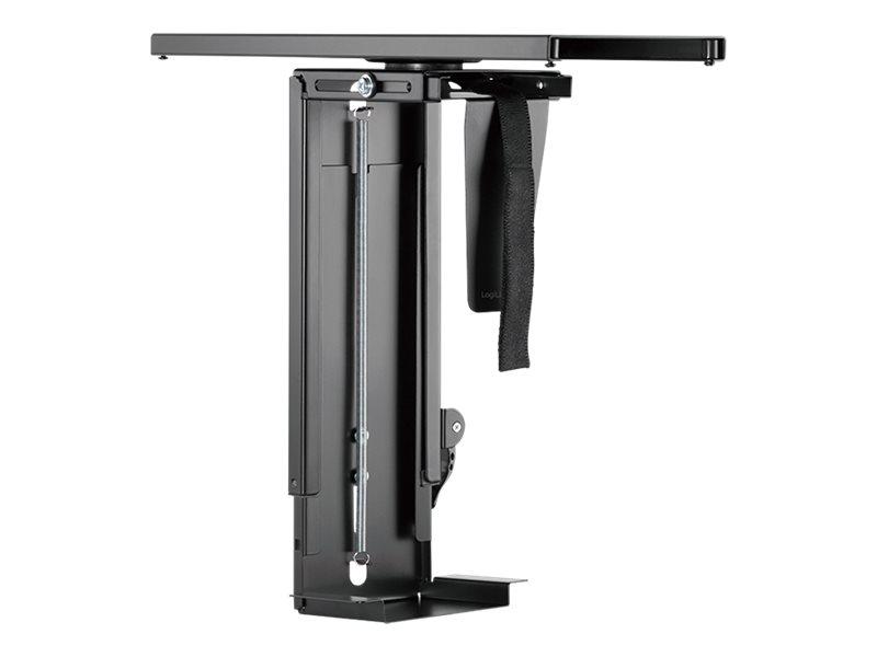 LogiLink System-Montageklammer - unter Tisch montierbar