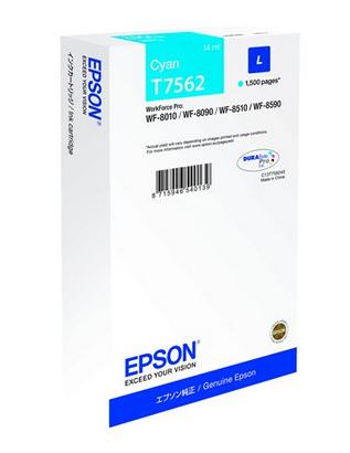 Epson T7562 Cyan Tintenpatrone