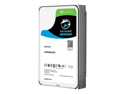 "Seagate SkyHawk Surveillance HDD ST8000VX004 - Festplatte - 8 TB - intern - 3.5"" (8.9 cm)"