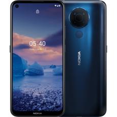 "Nokia 5.4 - Android One - Smartphone - Dual-SIM - 4G LTE - 64 GB - microSD slot - 6.39"" - RAM 4 GB (16 MP Vorderkamera)"
