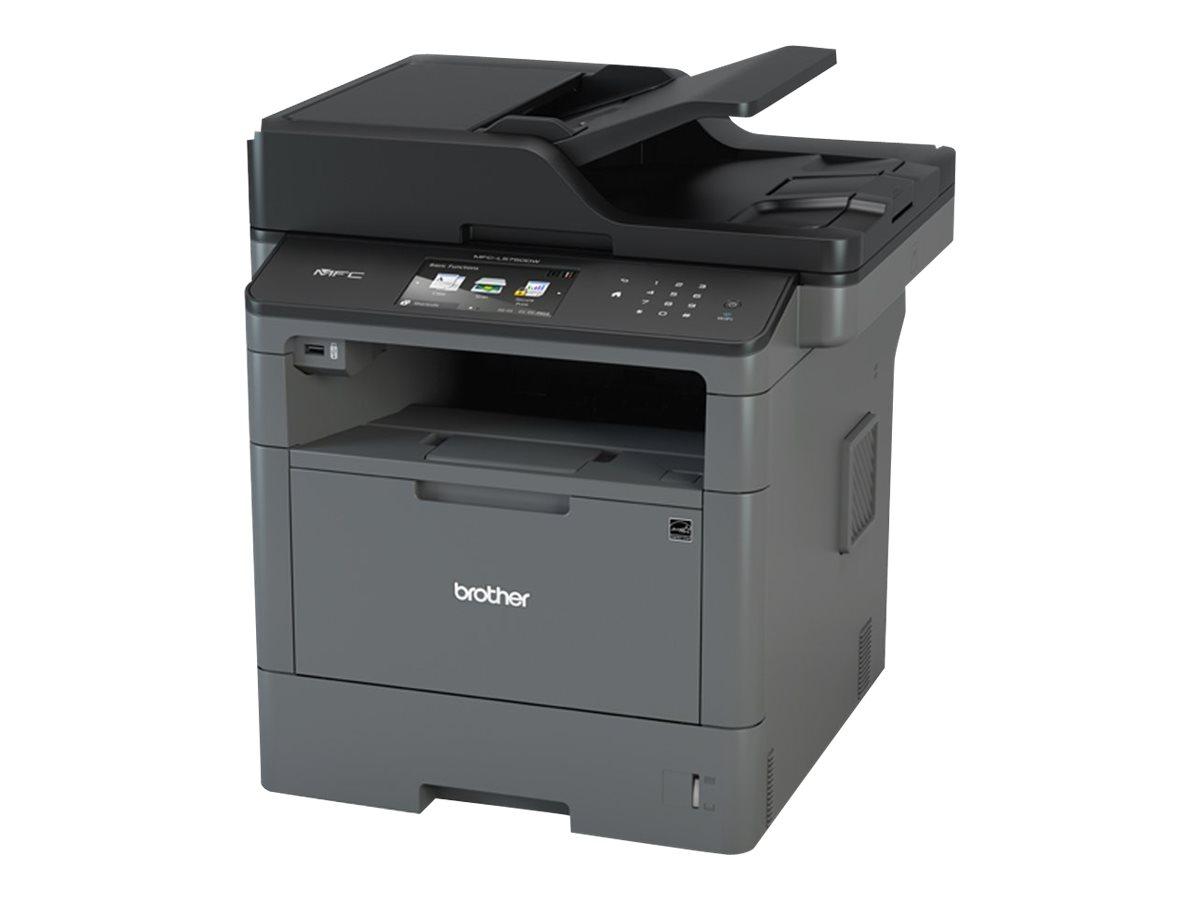 Brother MFC-L5750DW - Multifunktionsdrucker - s/w - Laser - Legal (216 x 356 mm)