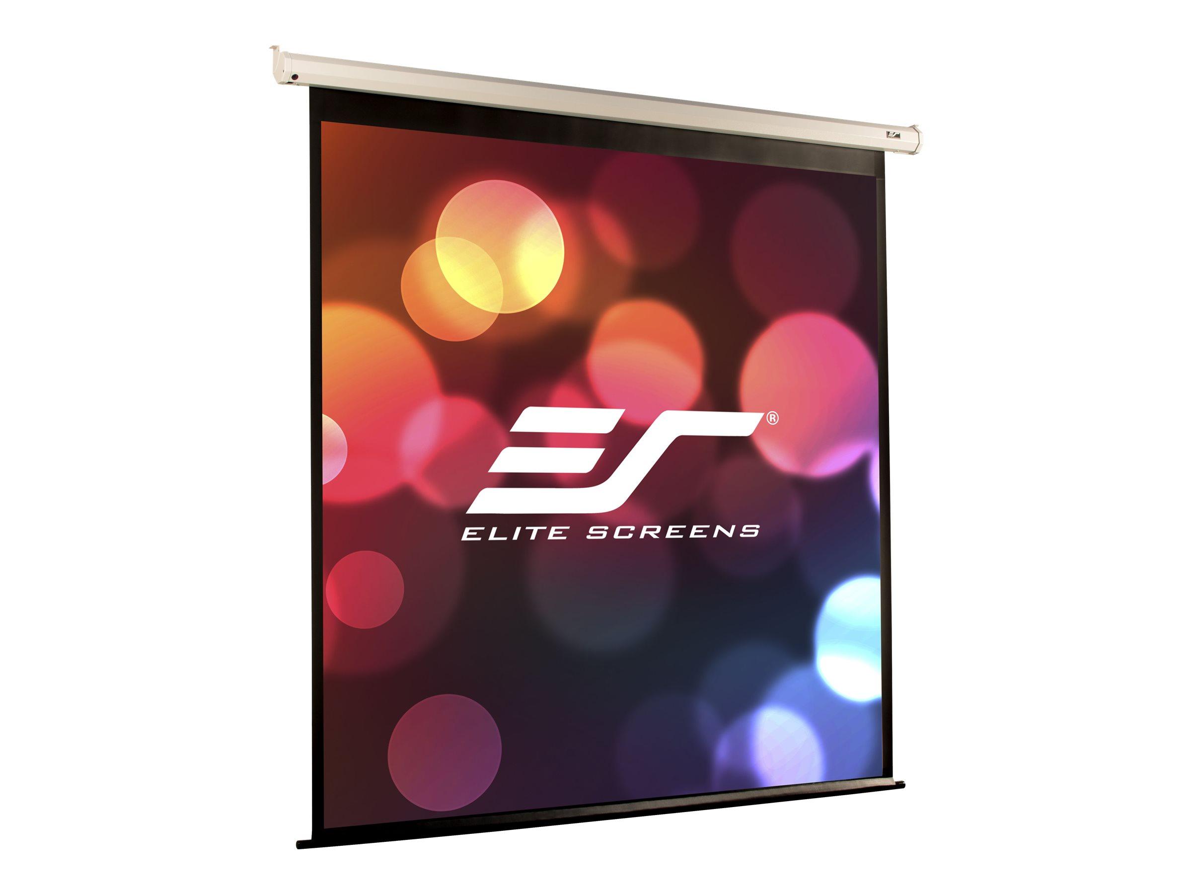 """Elite Screens VMAX2 Series VMAX135XWH2-E24 - Leinwand - Deckenmontage möglich, geeignet für Wandmontage - motorisiert - 343 cm (135"""")"""