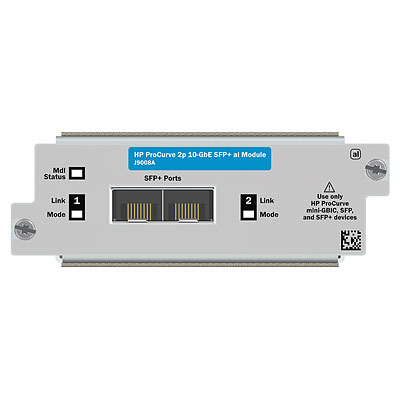 HP 5800 2-port 10GbE SFP+ Module (JC092B) - REFURB