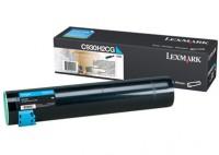 Lexmark C930H2CG Laser cartridge 24000Seiten Cyan Lasertoner / Patrone
