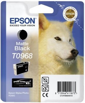 Epson T0968 - Druckerpatrone - 1 x mattschwarz