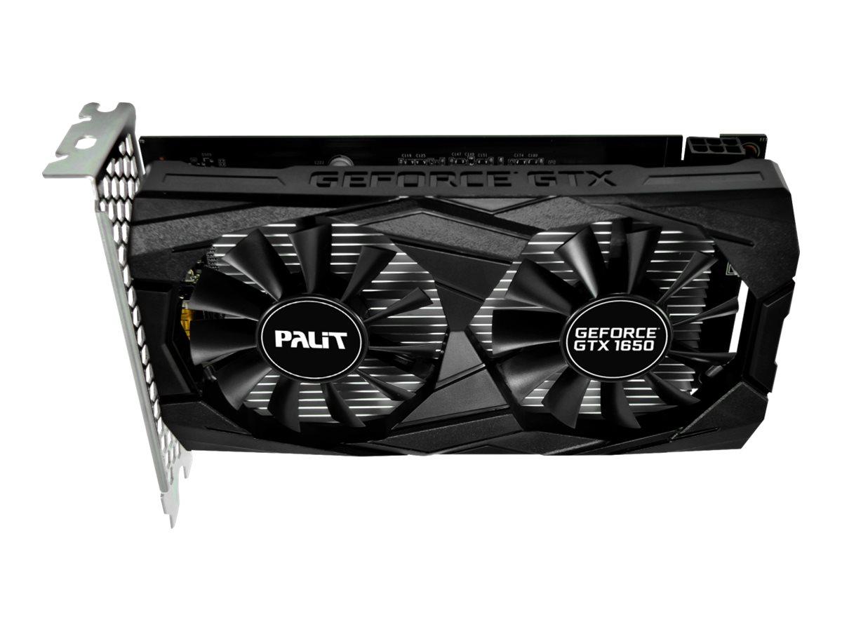 Vorschau: Palit GeForce GTX 1650 Dual OC - Grafikkarten